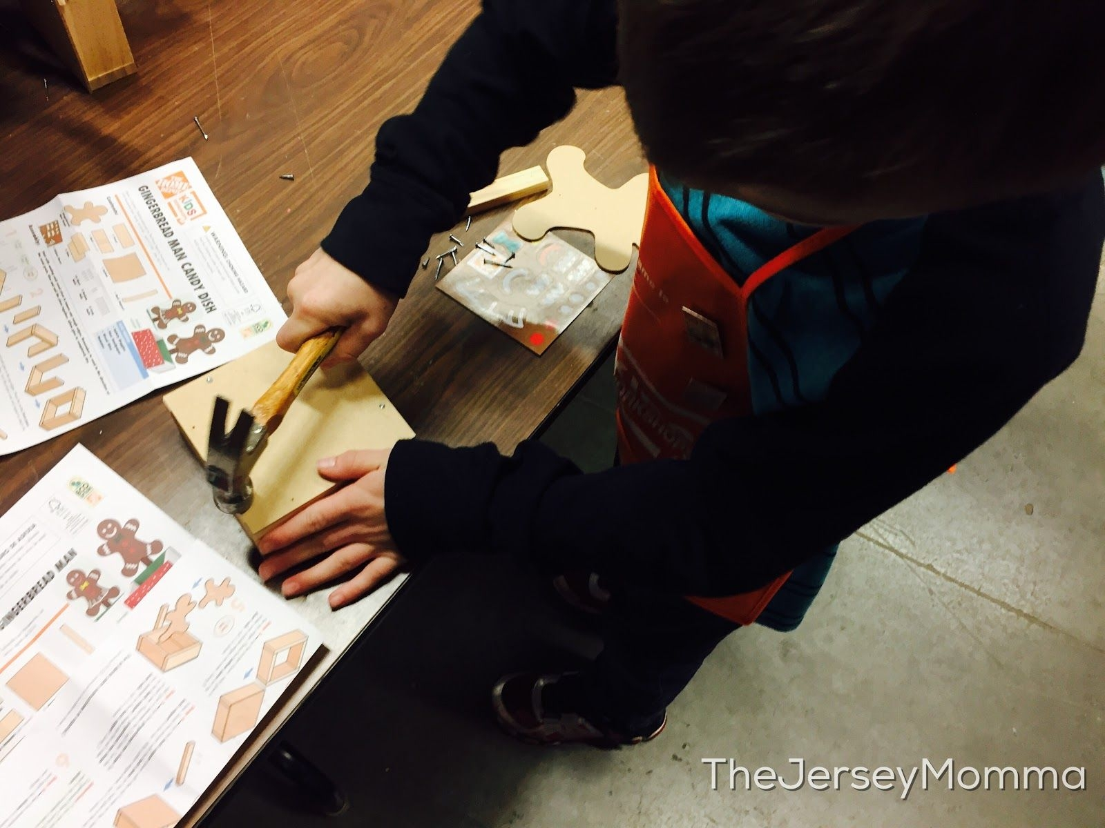 Free Home Depot Workshops For Kids! | The Jersey Momma