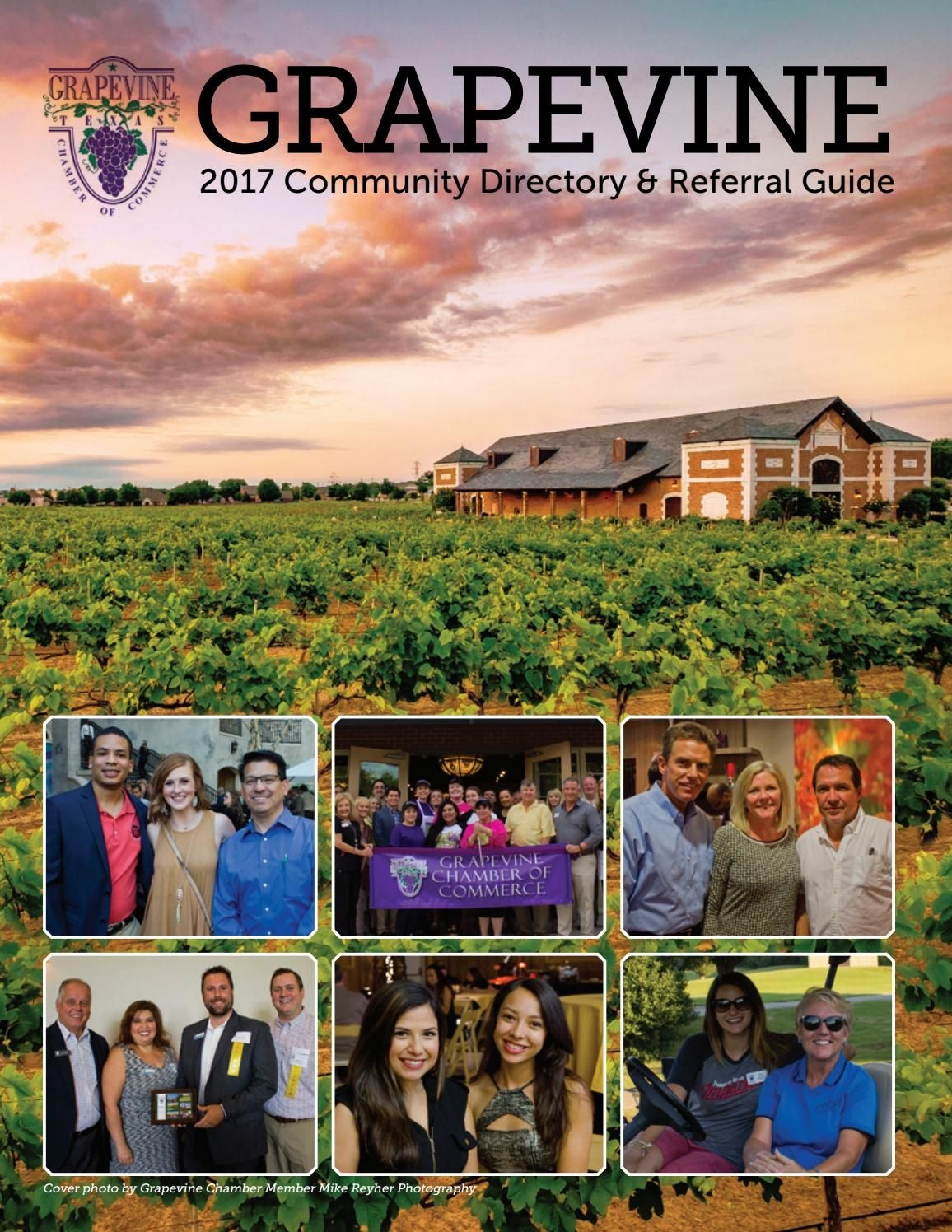 Grapevine 2017 Community Directory & Referral Guide By