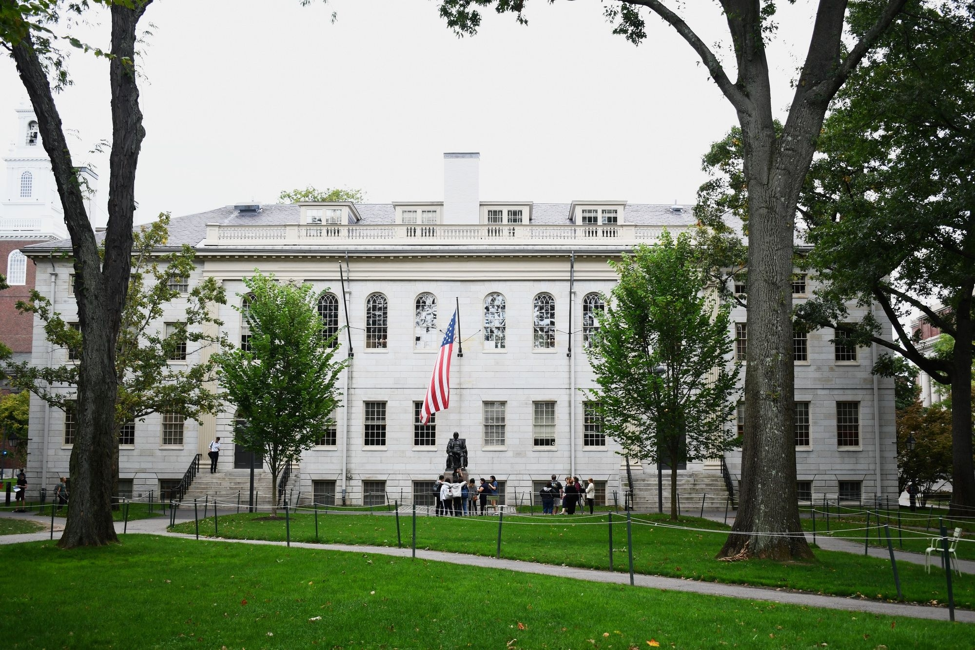 Harvard Fas To Replace 2021 Spring Break With Intermittent