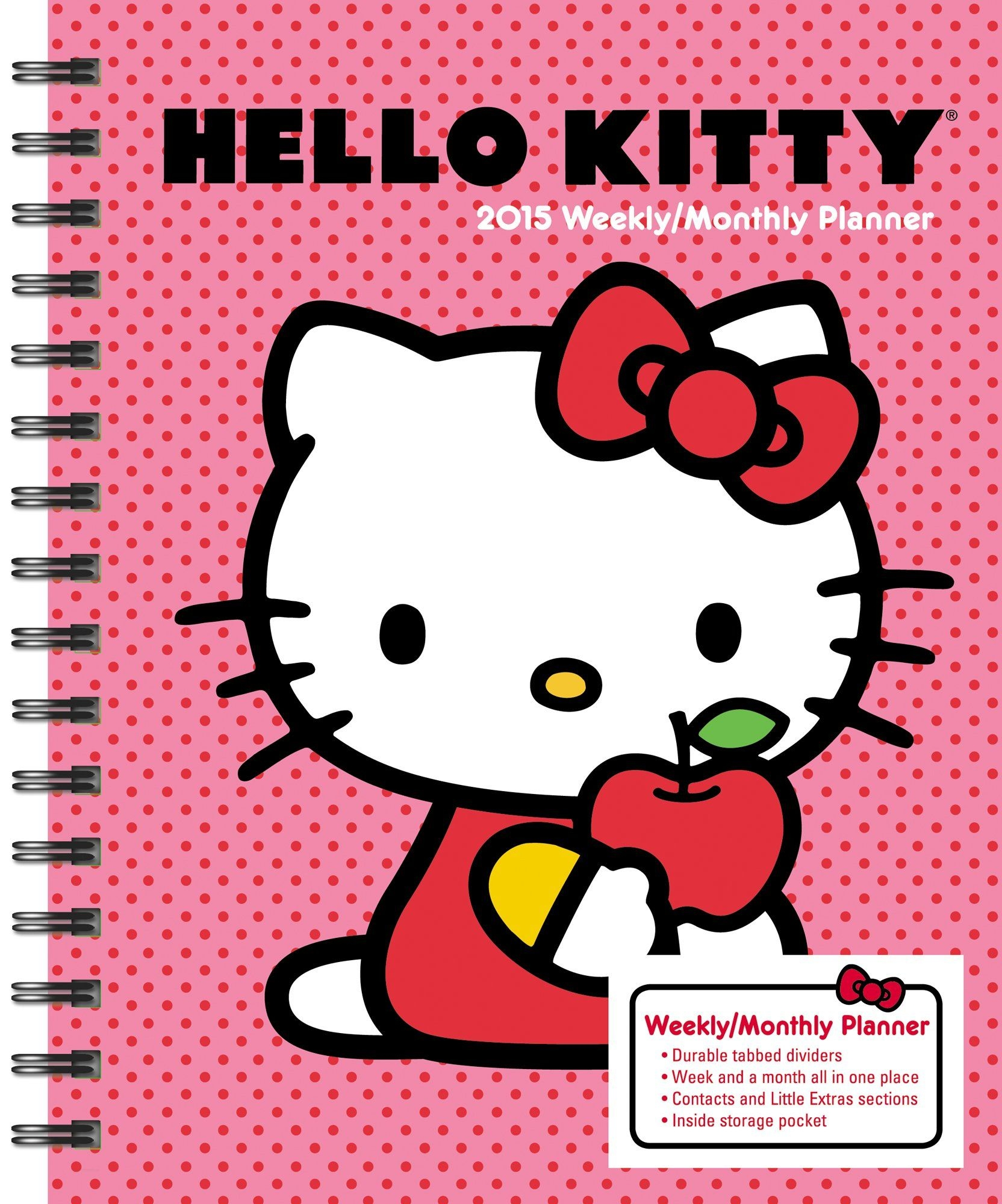 Hello Kitty 2020-2021 Calendars And Planners - Unique