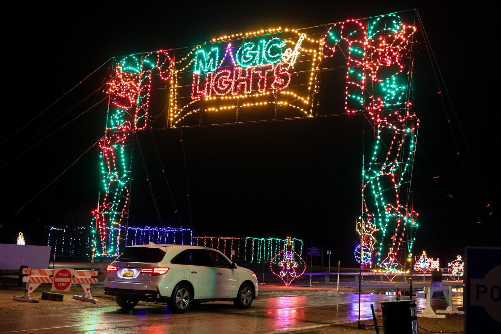 Magic Of Lights™ At Long Island'S Jones Beach State Park
