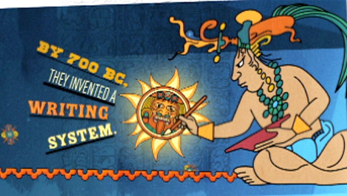 Mayan Scientific Achievements