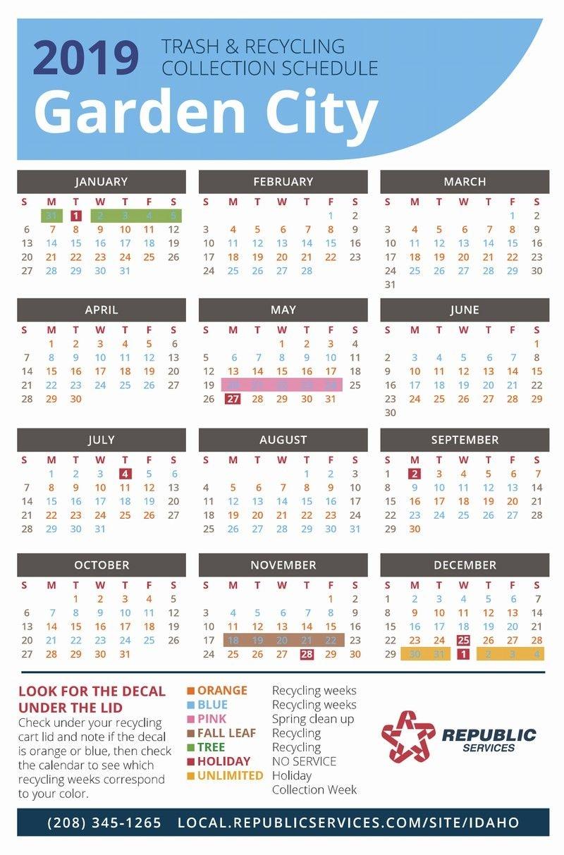 Meeting Calendar - Garden City, Idaho