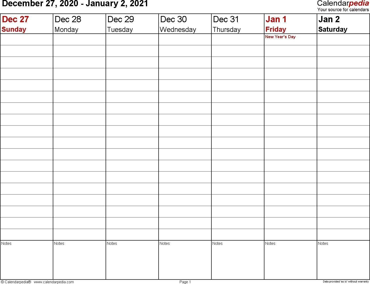 Microsoft Word Calendar Template 2021 Monthly – Pleasant To