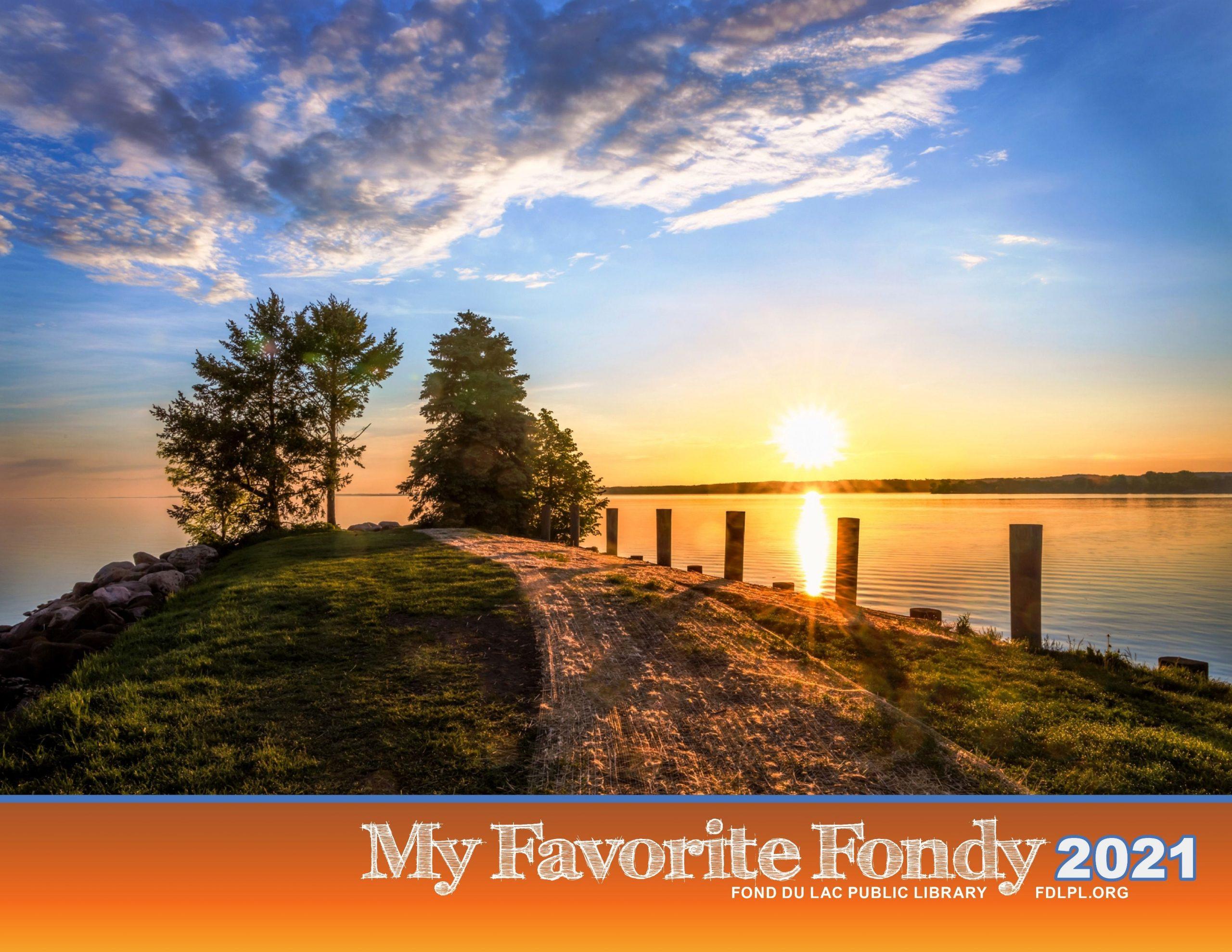 My Favorite Fondy 2021 Calendar Art Contest Winners | Fond