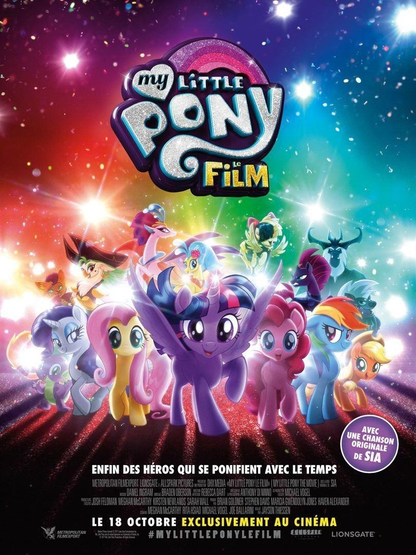 My Little Pony : Gagnez Des Places Et Des Cadeaux