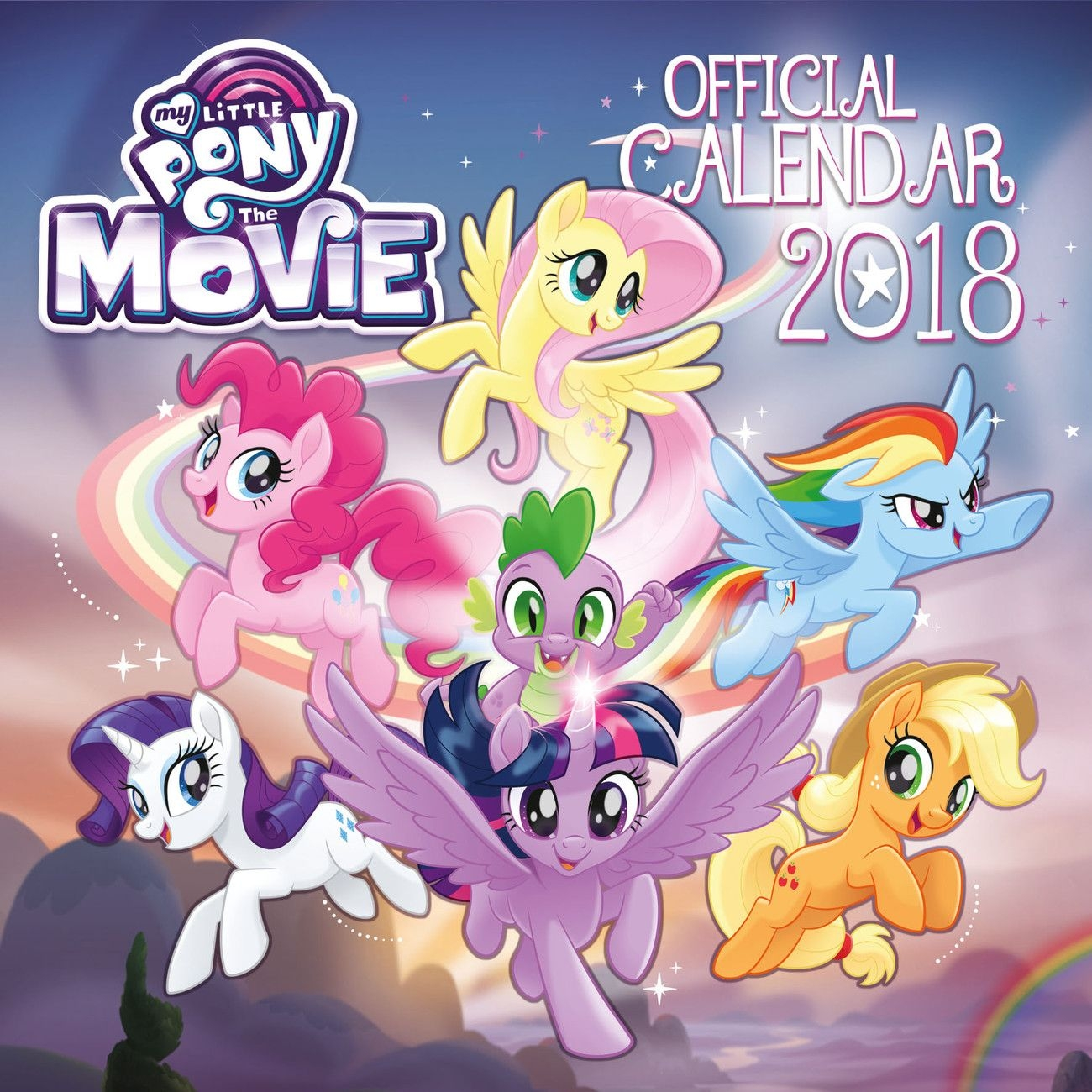 My Little Pony Movie - Calendars 2021 On Ukposters/Abposters