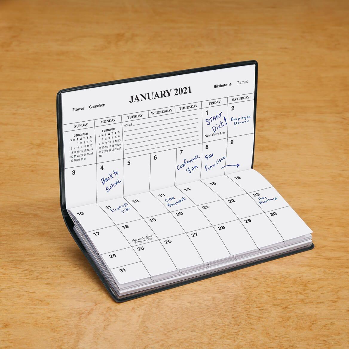 Personalized 1-Year Pocket Calendar