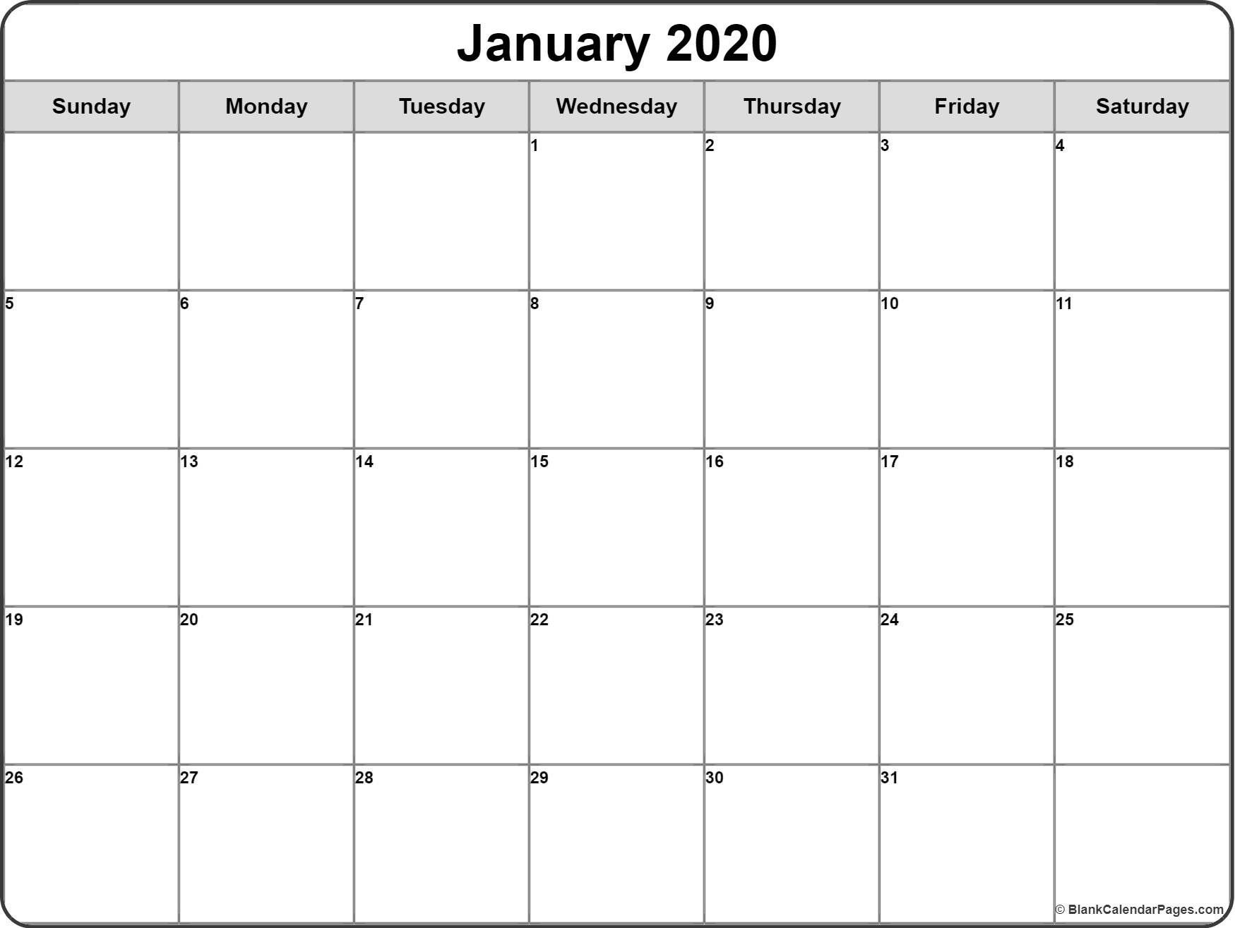 Pin By Calendar 2019 - 2020 On Free Calendar Design In 2020