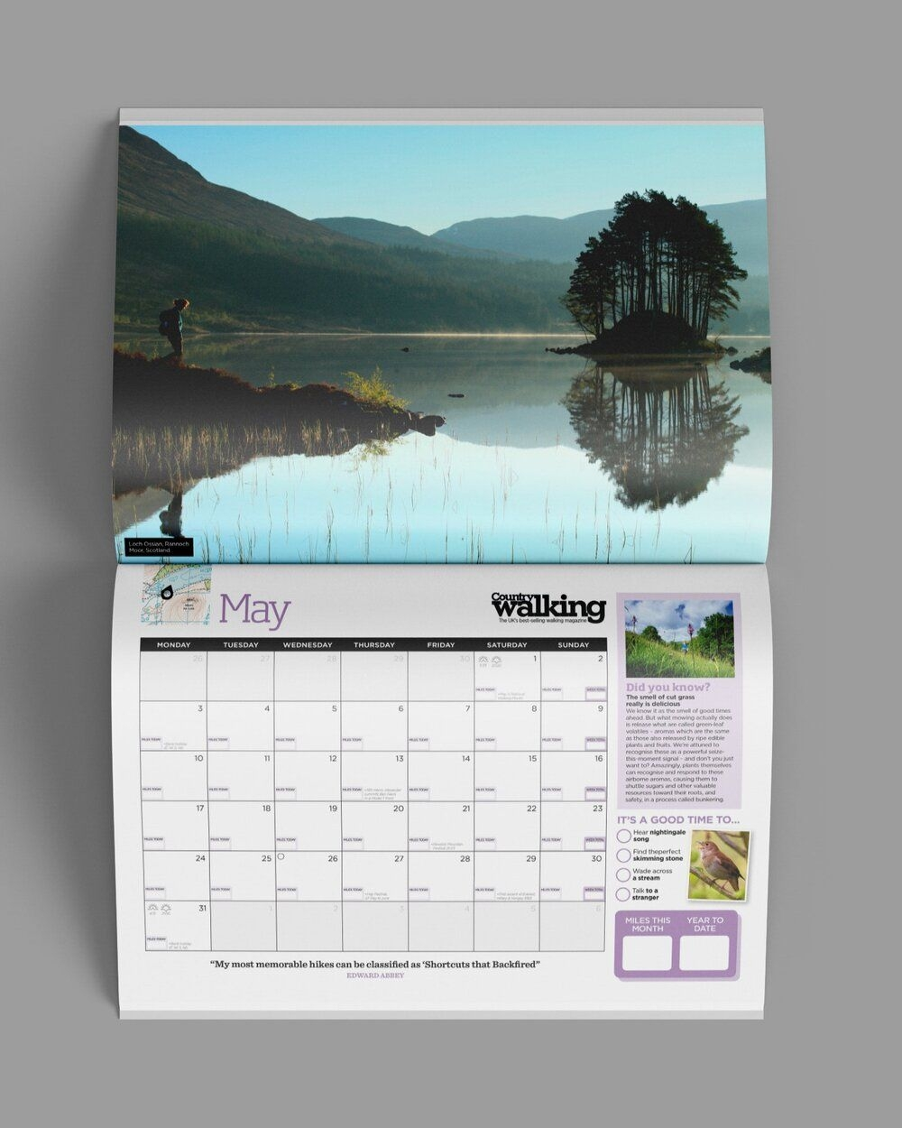 Plan A Year Of Walks With Our Beautiful, Route-Iful 2021