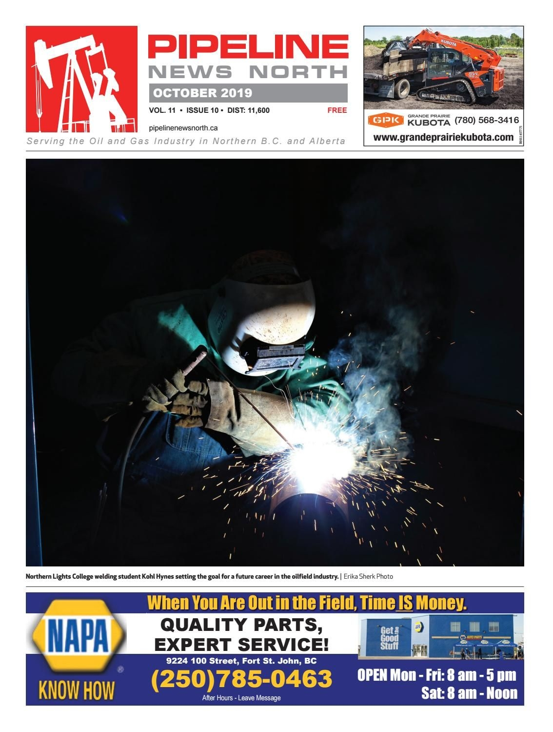 Pnn October 2019 By Pipeline News North - Issuu