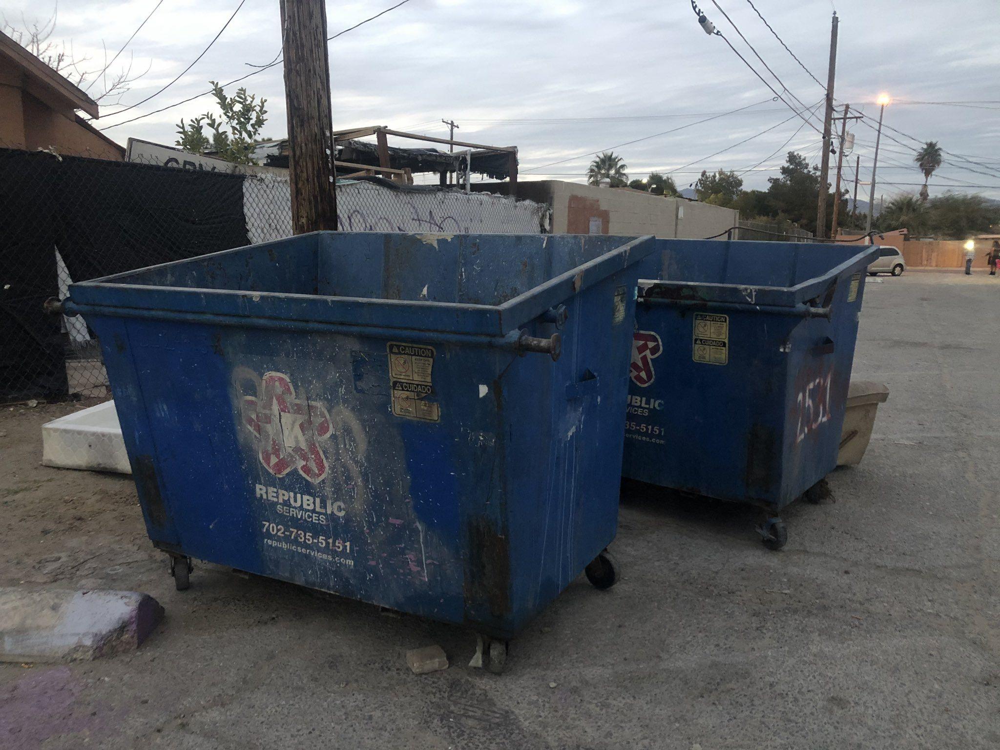 Police: Baby Boy Found Dead Inside Dumpster In Nevada