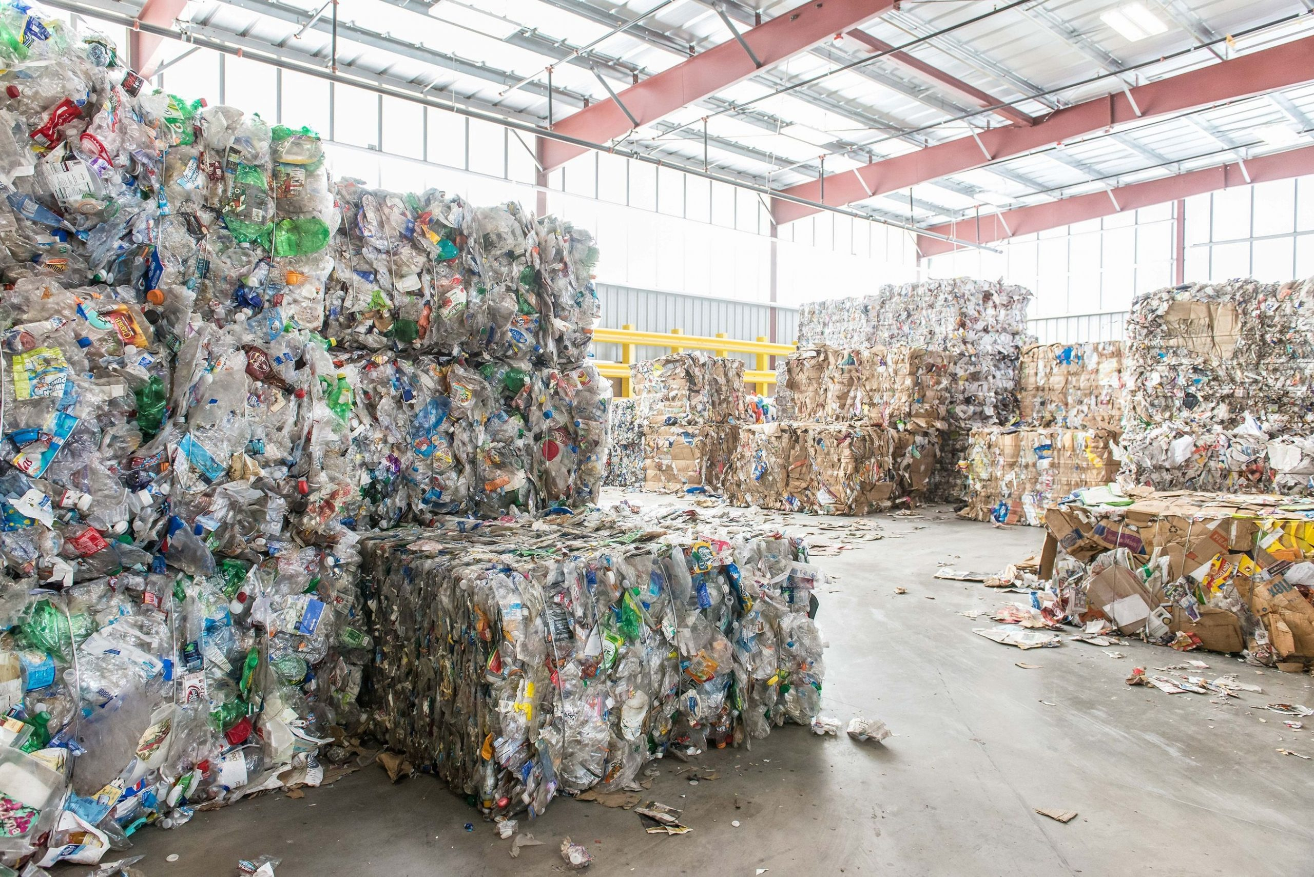 Republic Opens Largest & Smartest Residential Recycling