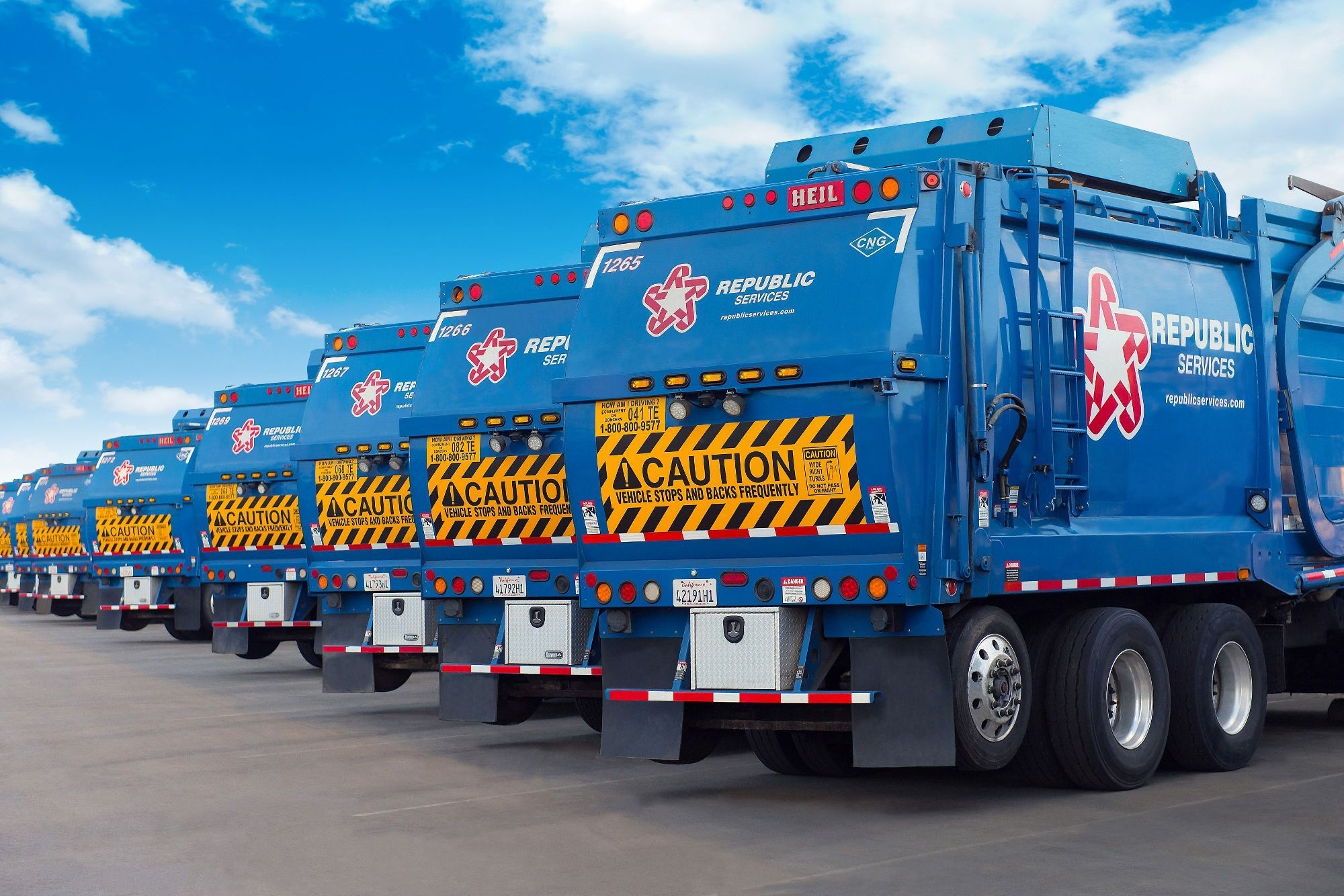 Republic Services: Trash Is Good Business (Nyse:rsg