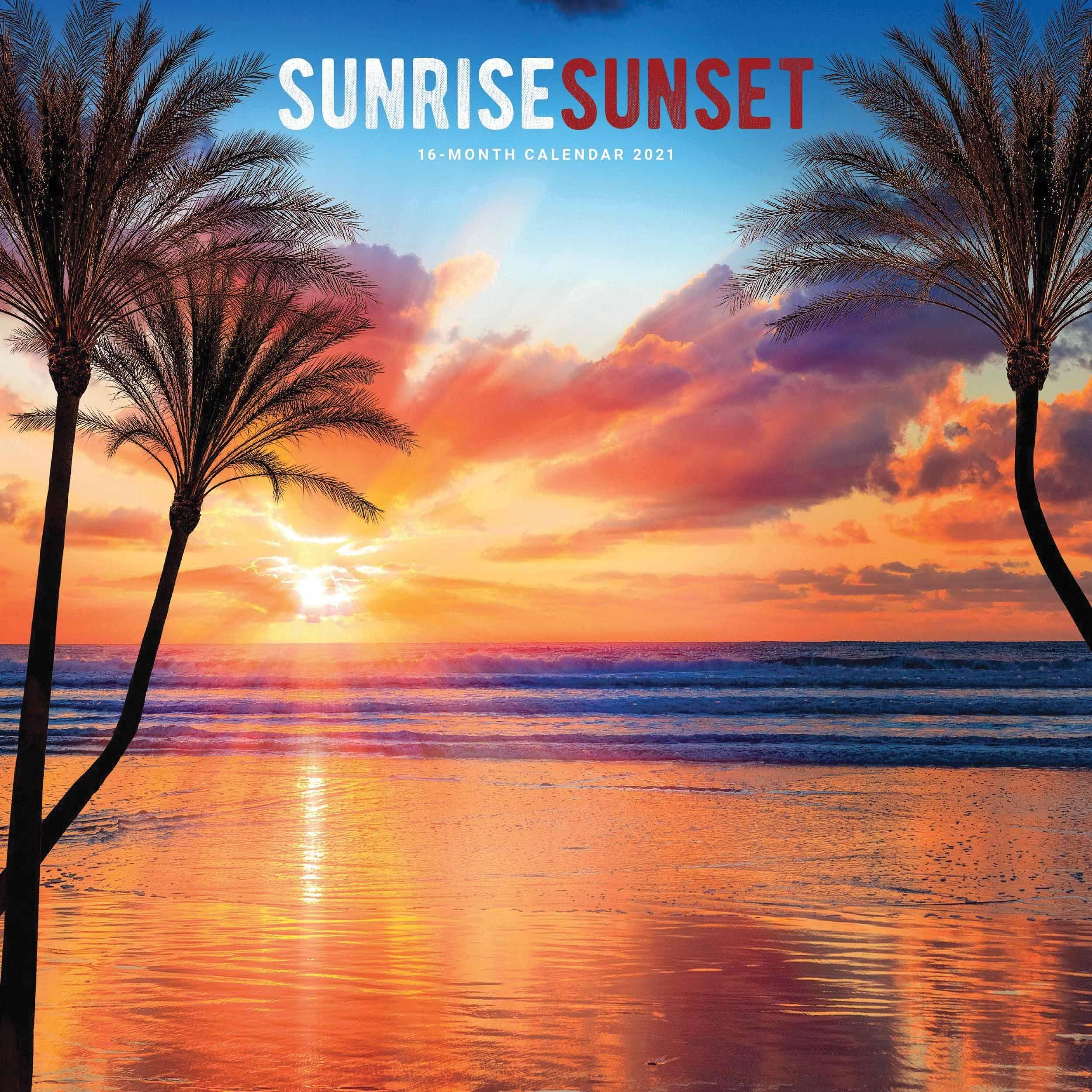 Sunrise Sunset Calendar 2021 At Calendar Club