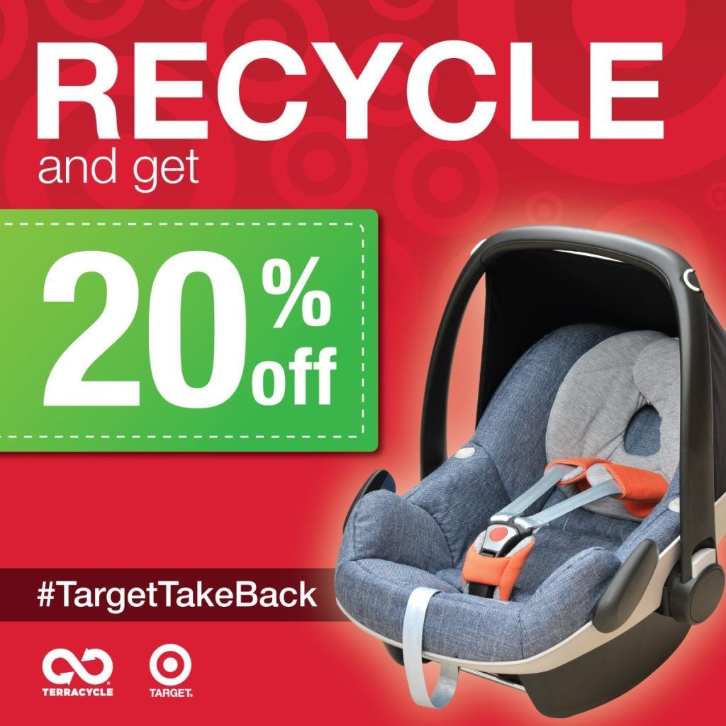 Target Car Seat Recycling - Scarce