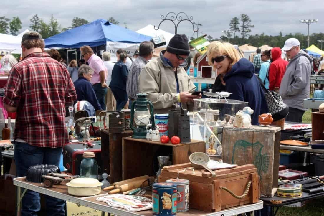 The 10 Best Flea Markets In Virginia | Flea Market Insiders