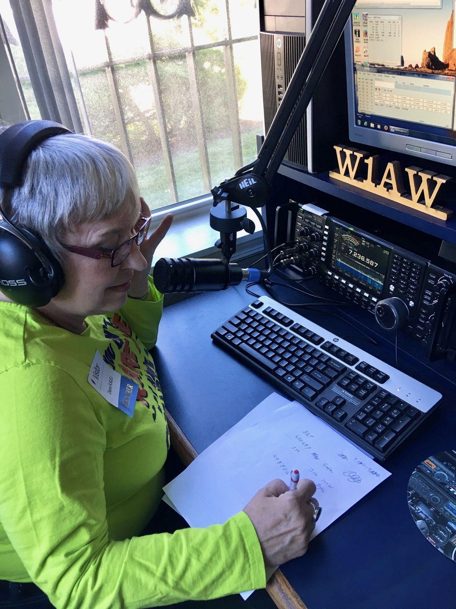 The Ham Cam – Conejo Valley Amateur Radio Club