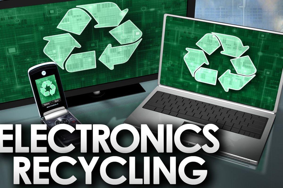 Toledo Recycling Company Hosts Earth Day E-Waste Drive