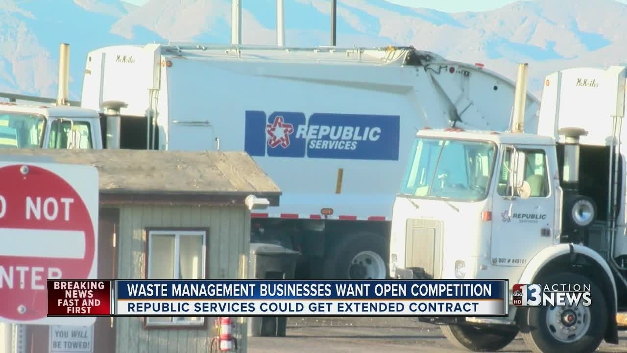 Update: Las Vegas City Council Votes To Extend Republic