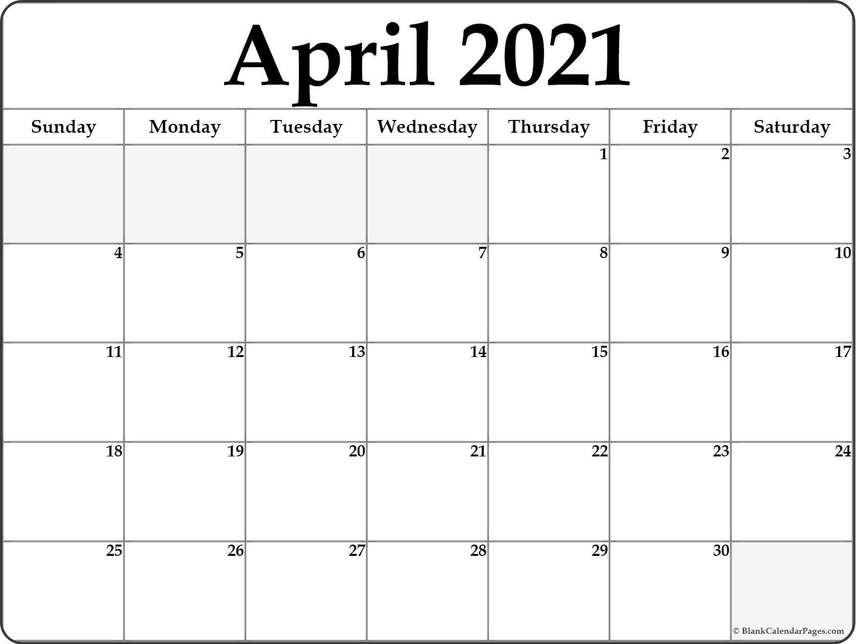 Weekly Calendar Template 2021 Blank For Agenda – Encouraged