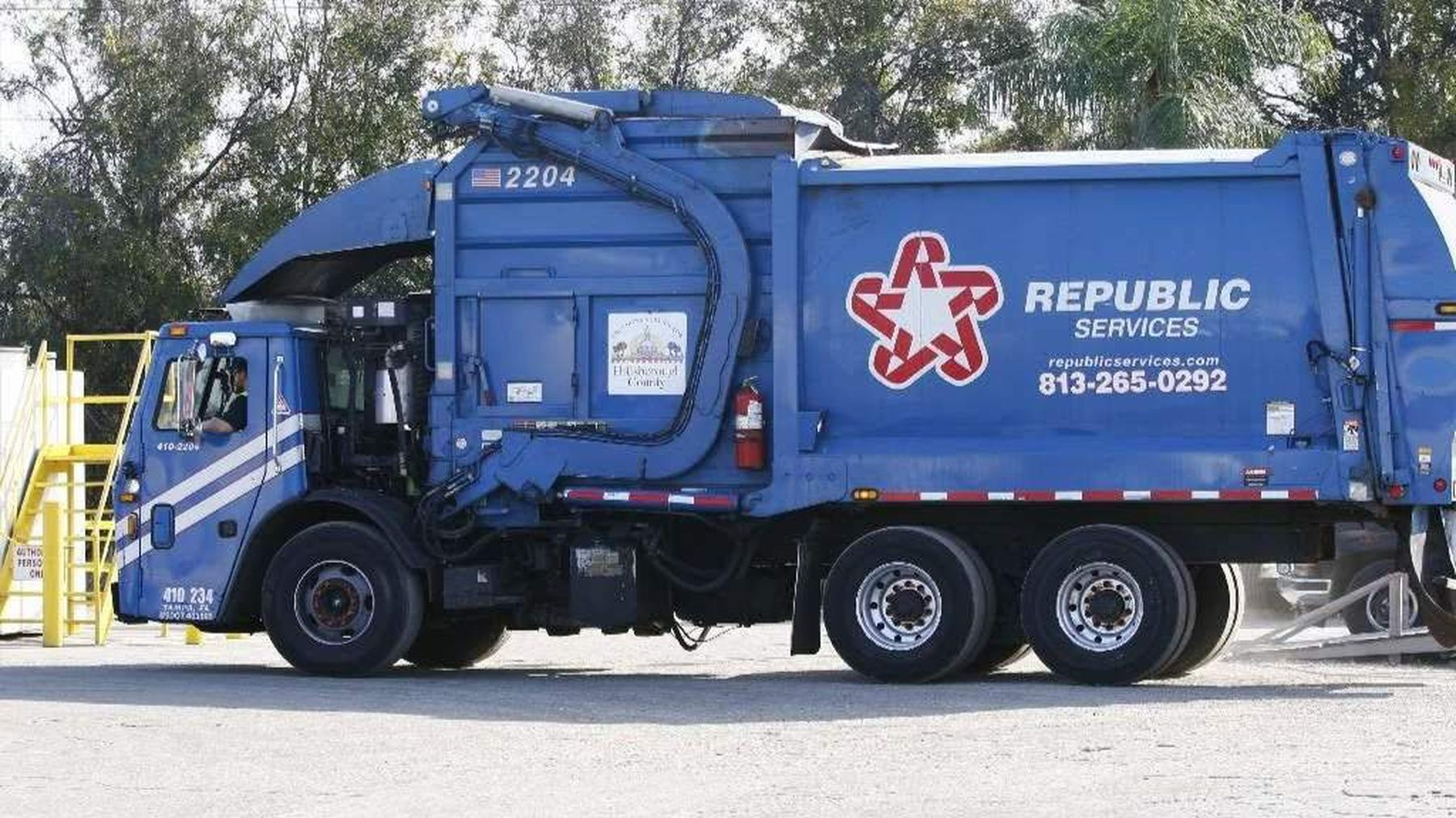 With Price Poised To Go Up For Hillsborough Trash