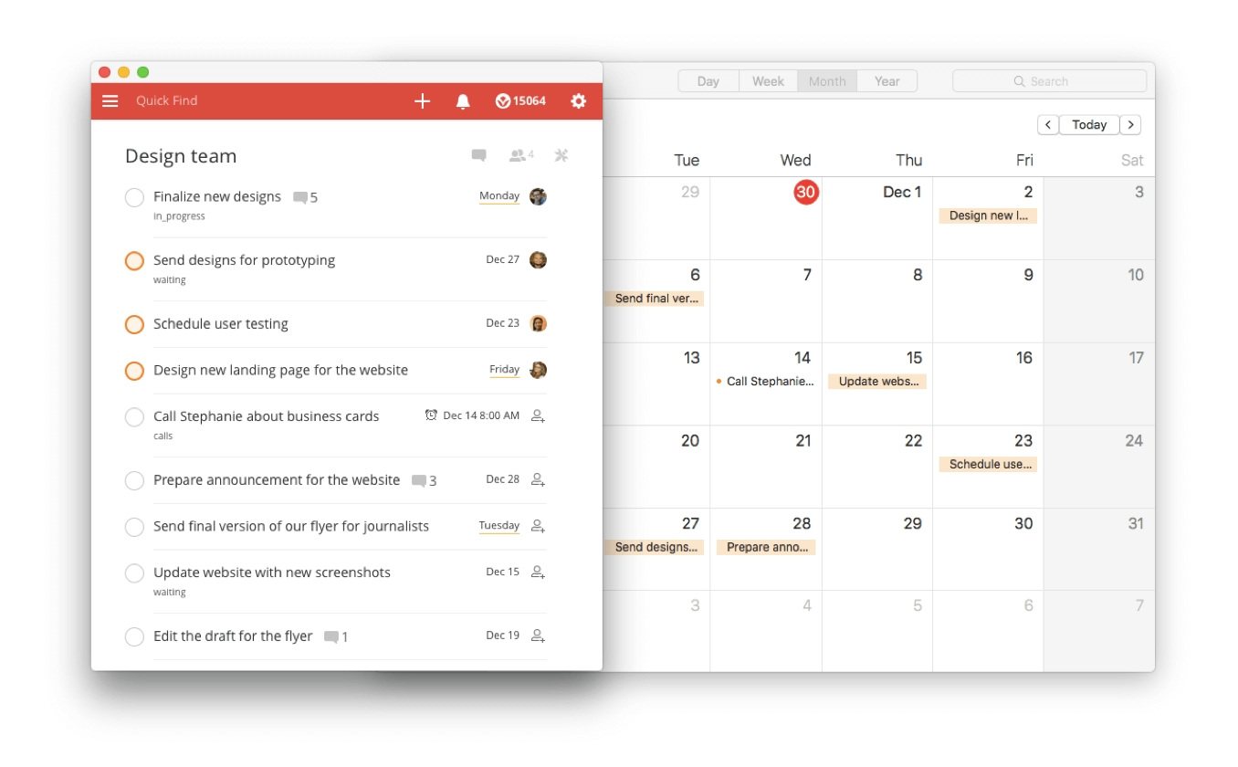 Your Todoist Tasks + Email + Calendar = Stress-Free Productivity