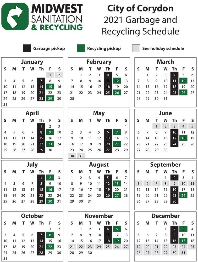 2021-Corydon-Calendar-Midwest-Sanitation | Midwest
