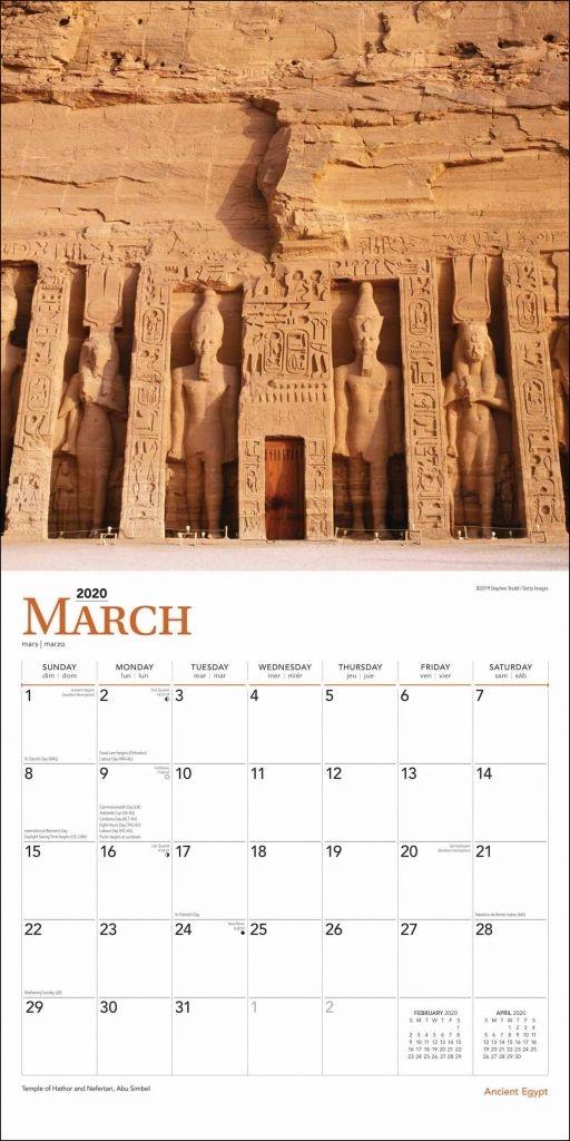 Bridgewater Temple Calendar 2020 - Calendar Template 2020