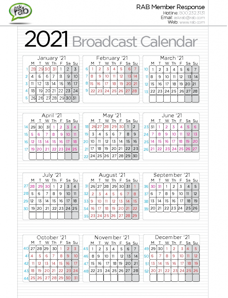 Cbs Calendar Template - Calendar Template 2020