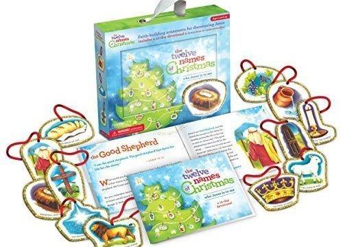 Children'S Christian Advent Calendars - Calendar Template 2021