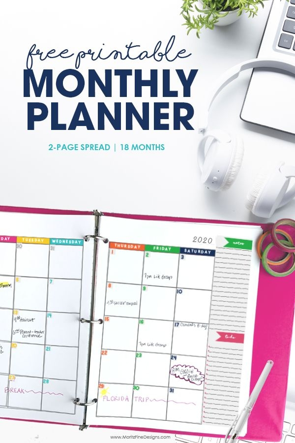 Download Planner 2021