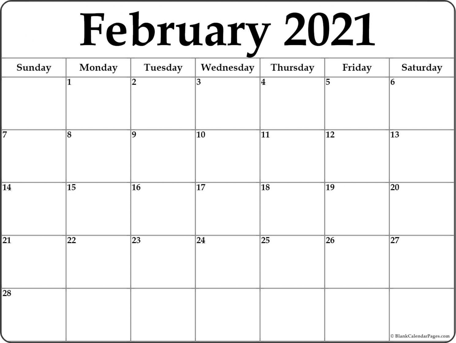 Free Printable Calendar 2021 With Lines | Free Letter
