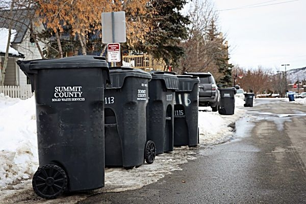 Garbage Pickup For Summit County Residents Changed, Though