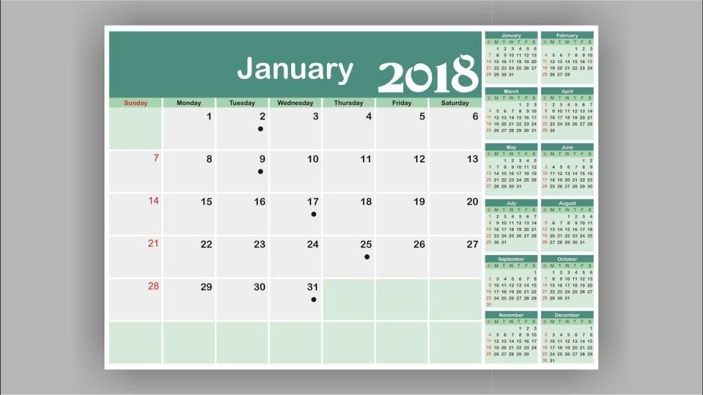 How To Use Calendar Wizard 2020 - Calendar Template 2021