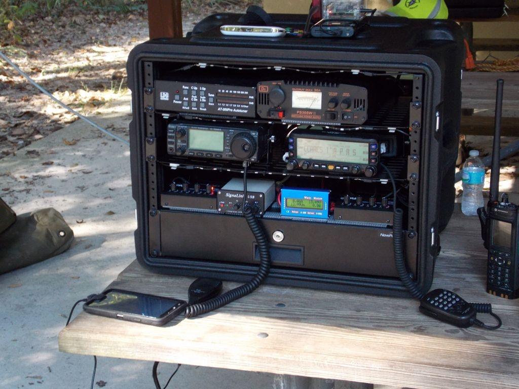 October 31 Amateur Radio Contest - Calendar Template 2020
