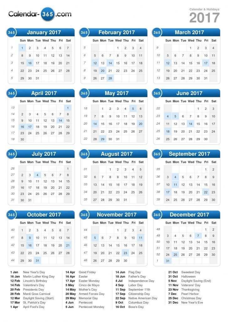 Printable Canadian Calendar - Calendar Template 2020