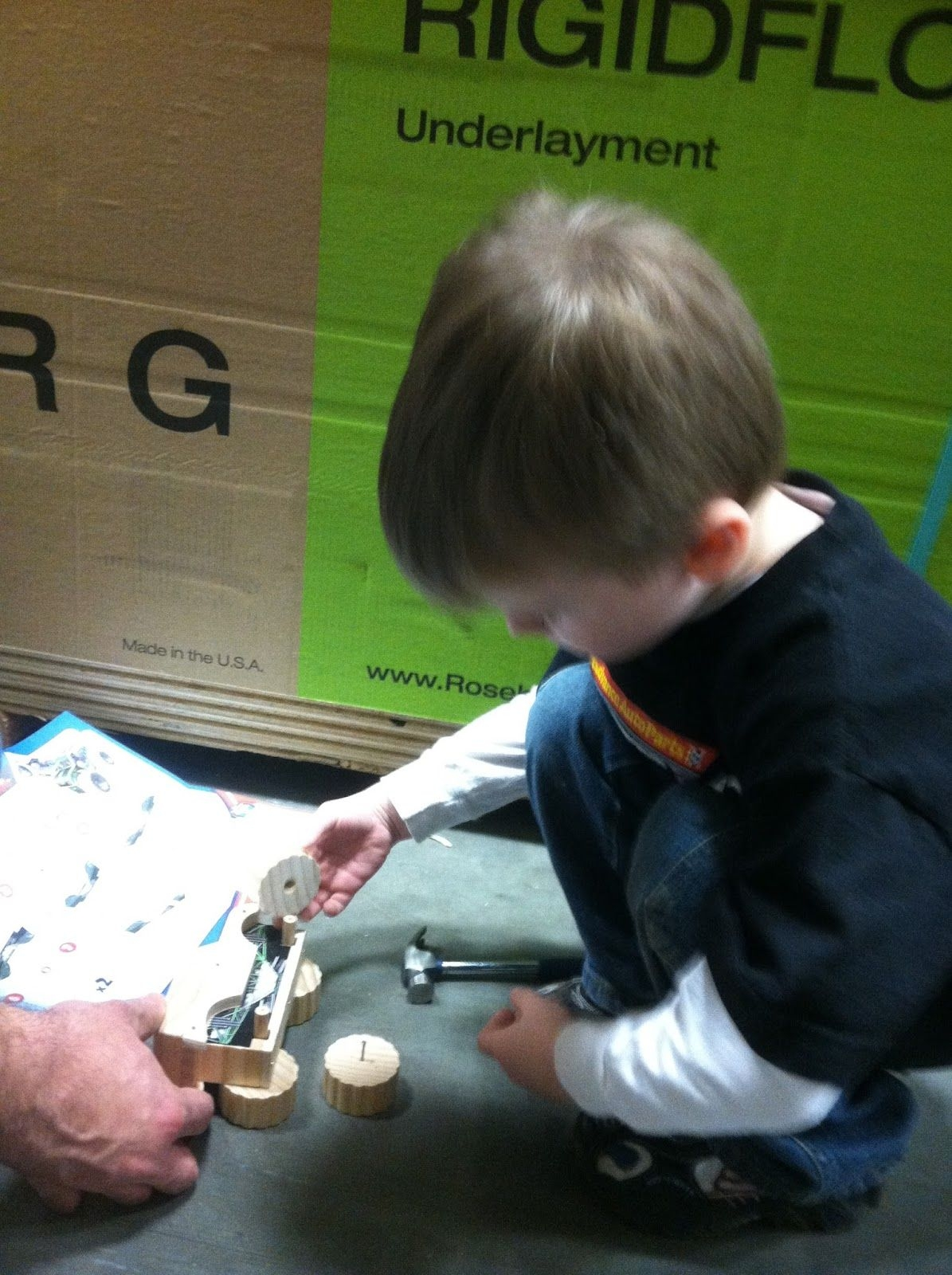 The Jersey Momma: Diy Kids' Workshops: Home Depot And Lowe'S