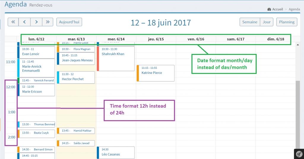 Time&Date Calendar - Calendar Template 2020