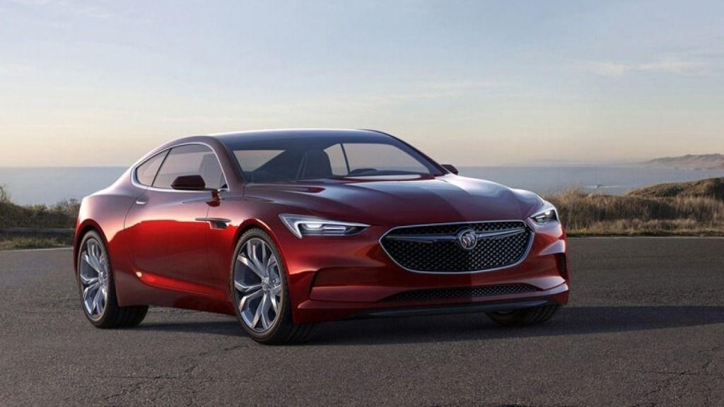 2021 Buick Avista Wallpaper   Best Cars Coming Out