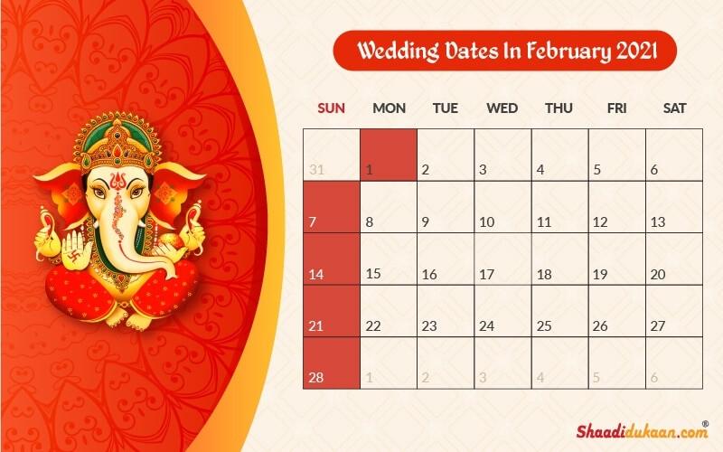 April 2021 Hindu Calendar Shadi Muhurat - Yearmon