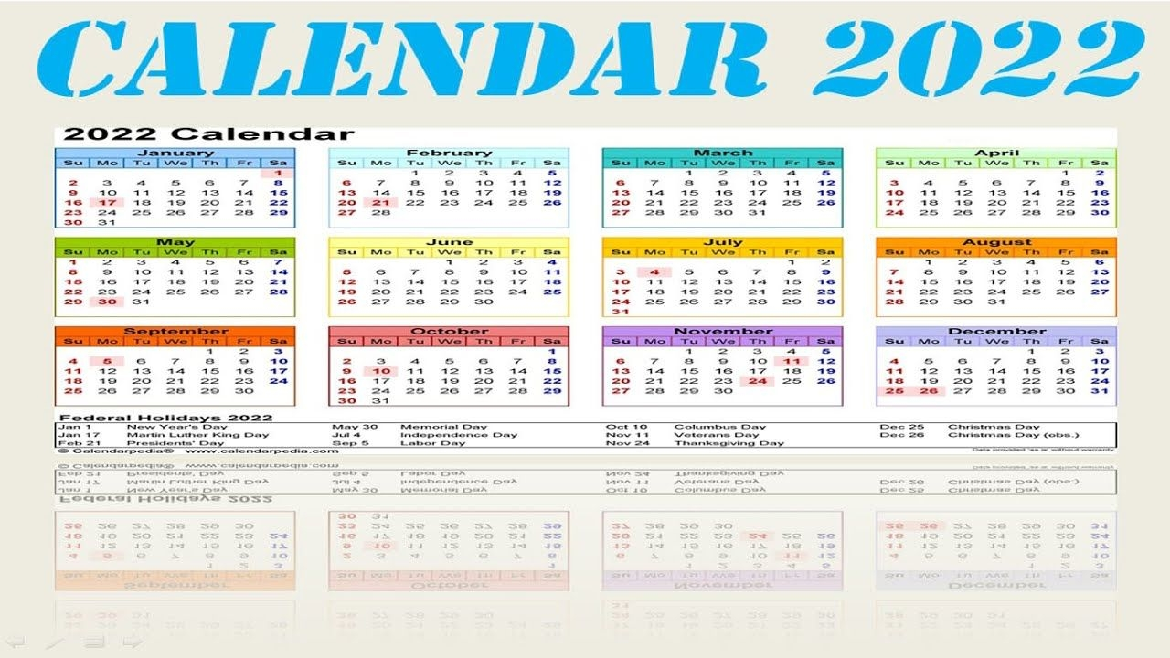 Calendar 2022 With Holidays Calendar 2020  Indian Festival