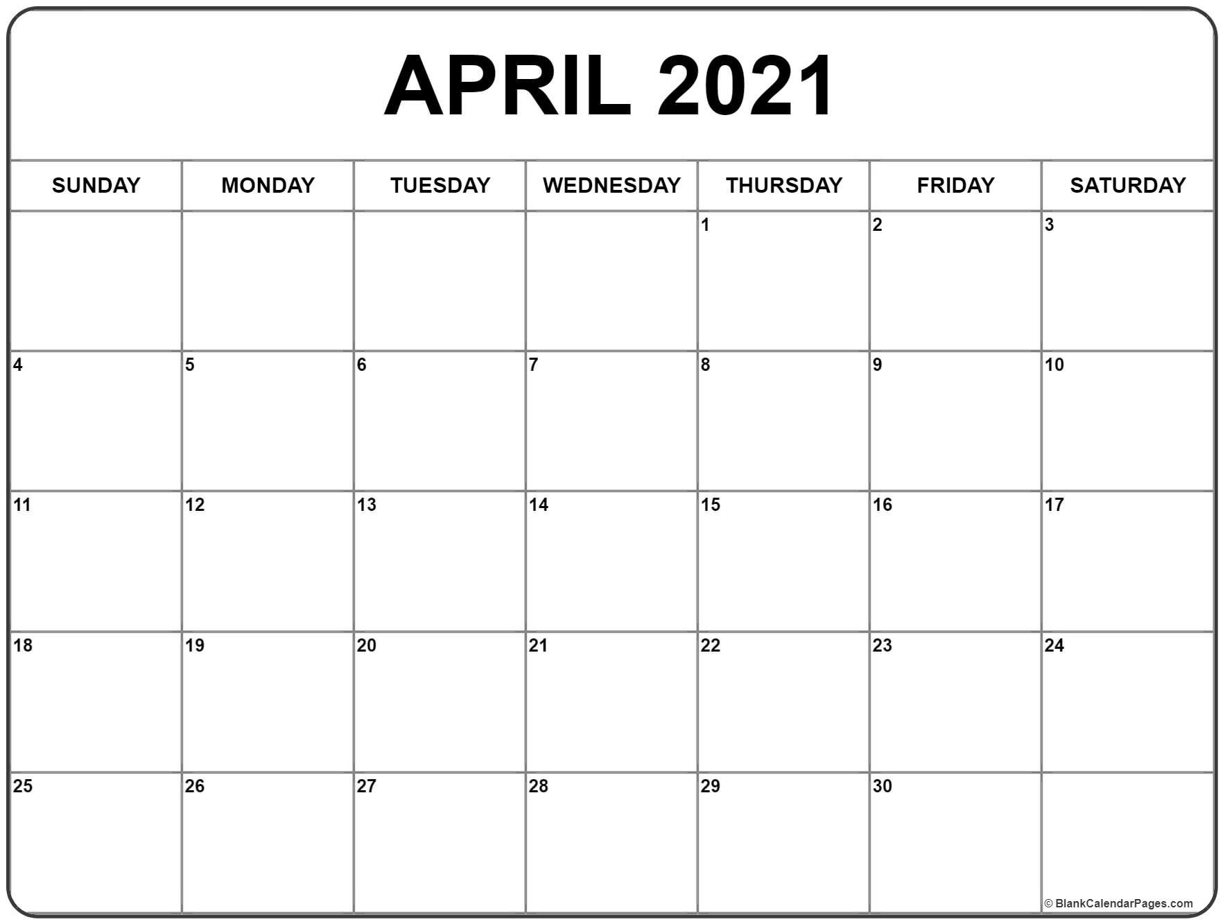 Calendar For March And April 2021 With Holidays | Calendar