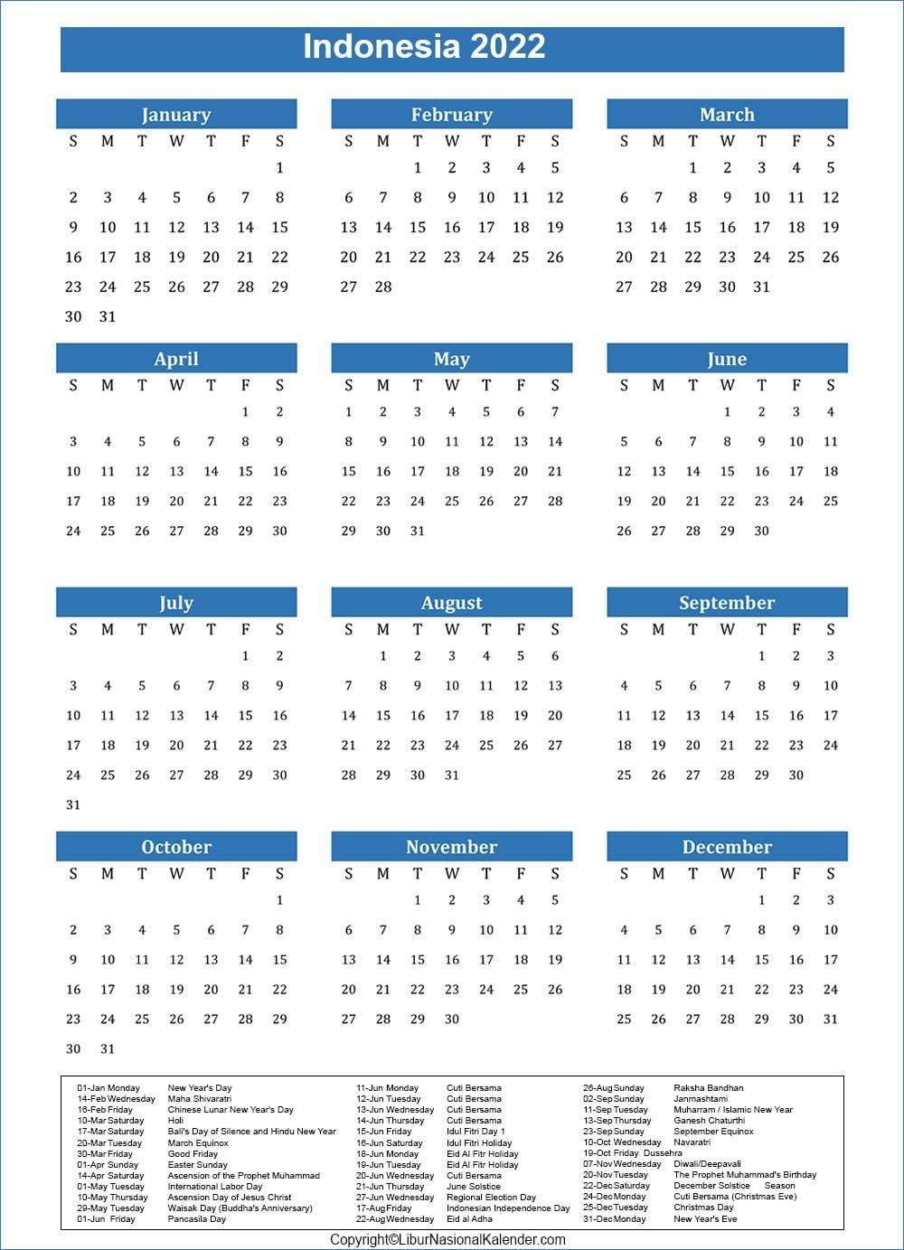 February Calendar 2022 - February 2022 Calendar With