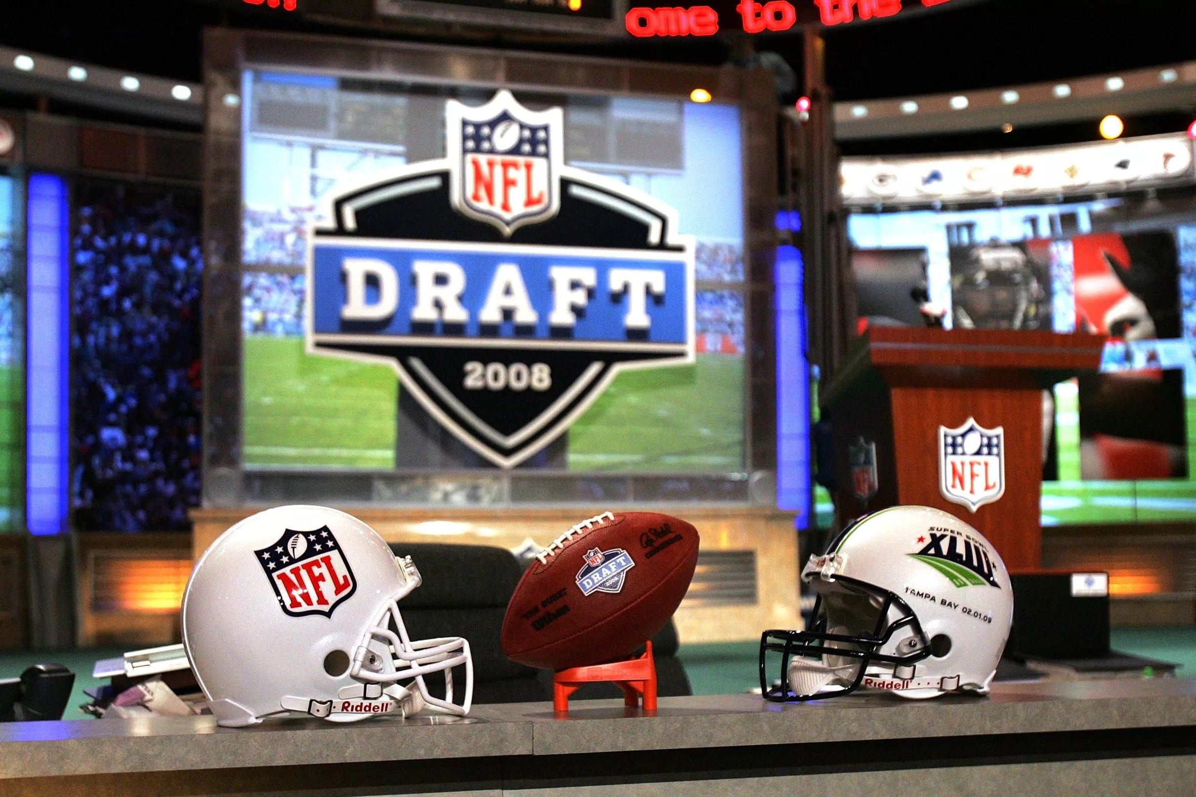 Locations For 2021 And 2023 Nfl Drafts Announced, Nothing