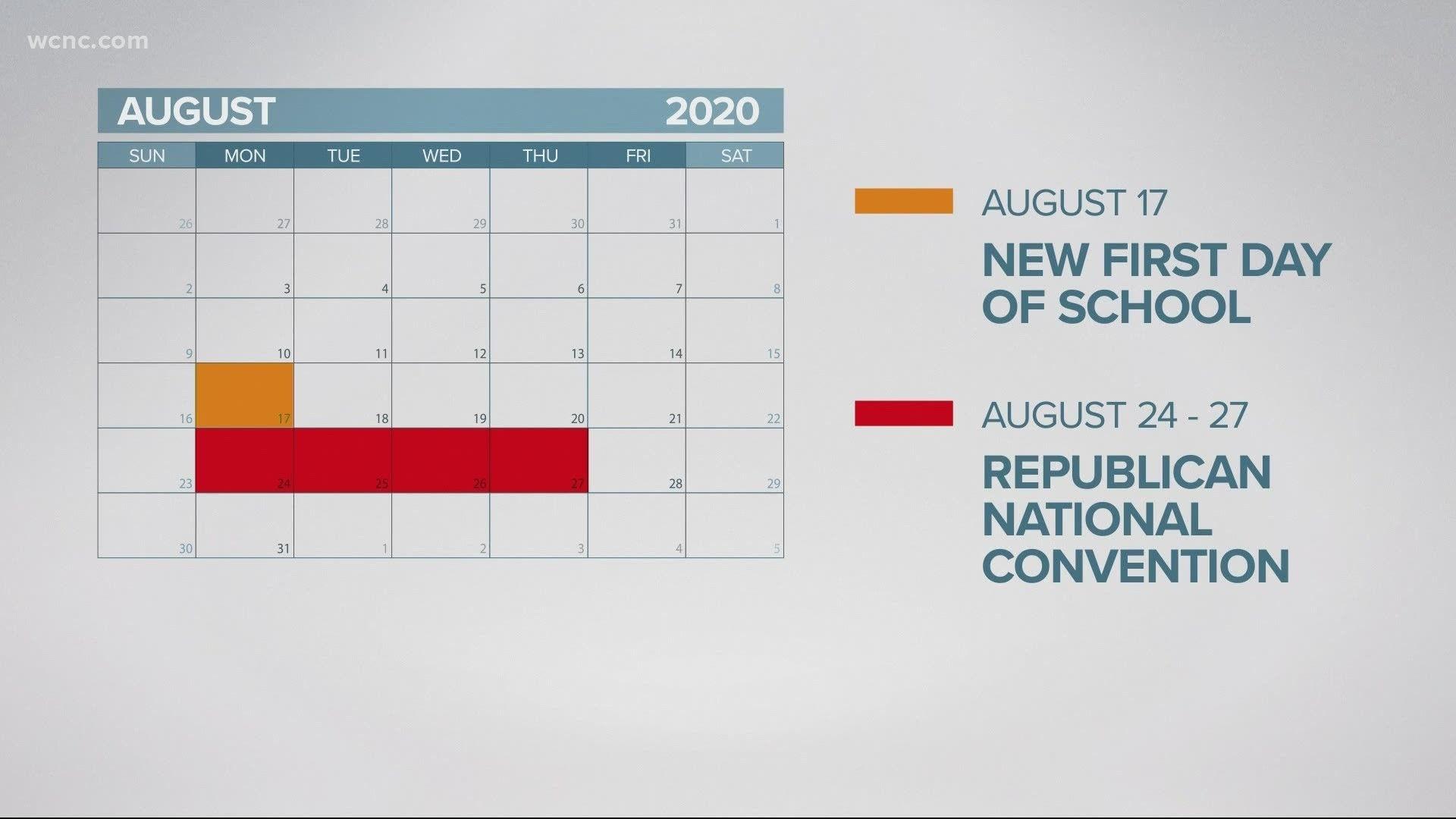 Mecklenburg Area Catholic Schools Calendar 2021 2022