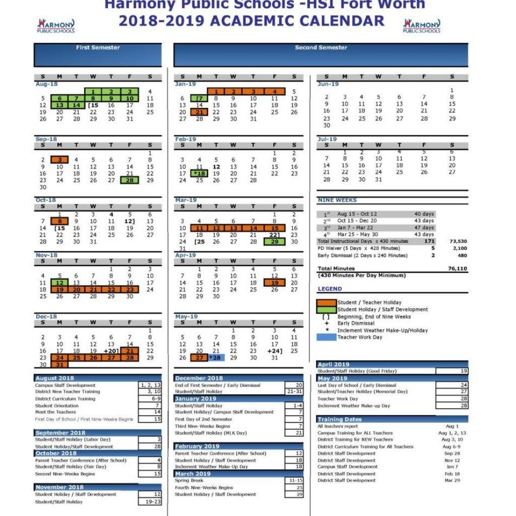 Miami Dade Public School Calendar 2020 2021   Printable