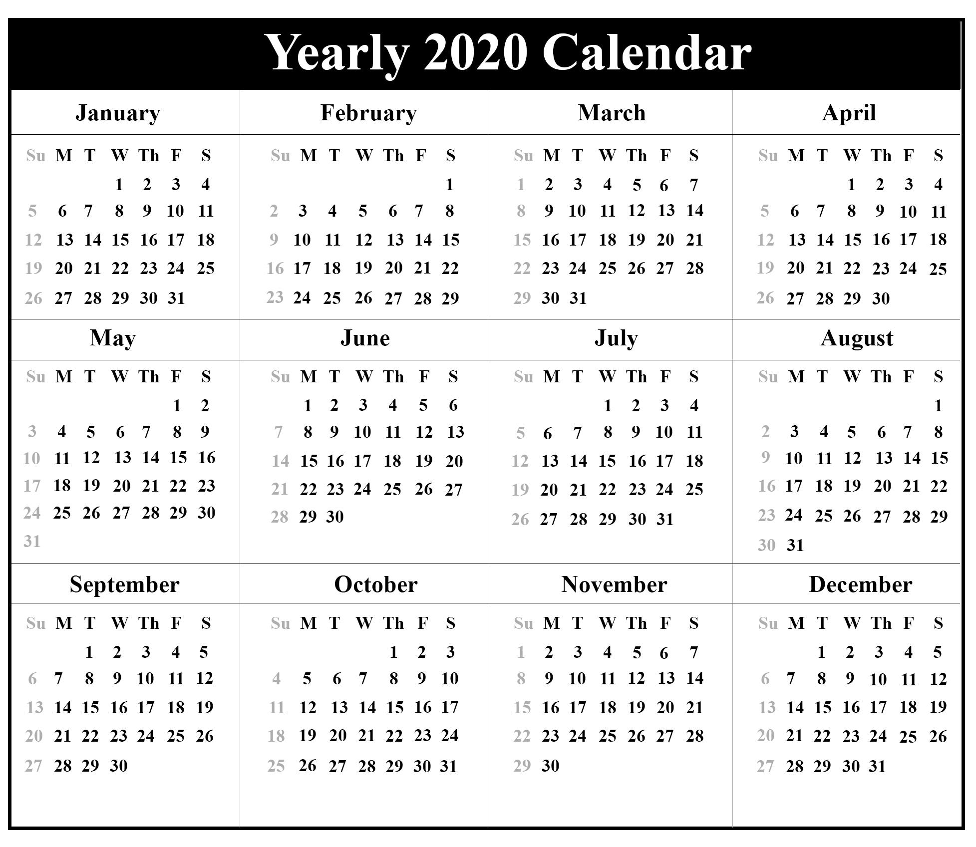 Nanakshahi Calendar 2020 January | Calendar Template Printable