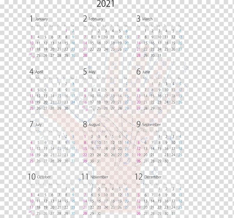 Printable 2021 Chinese Lunar Calendar / 2021 Calendar