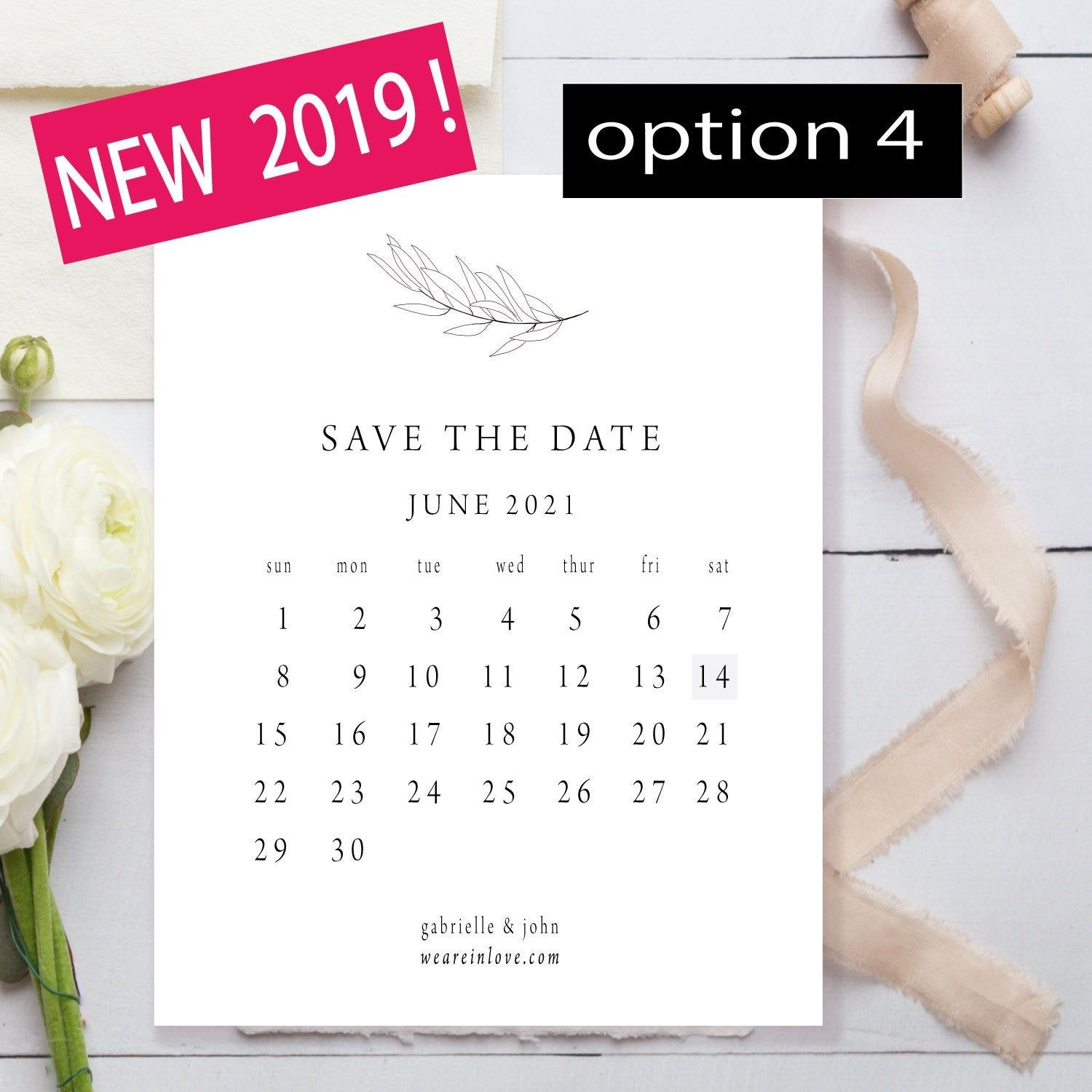 Printable Save The Dates Save The Date Template Wedding